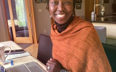 Social Justice Activist Laetitia Mizero Hellerud joints Human Rights documentary