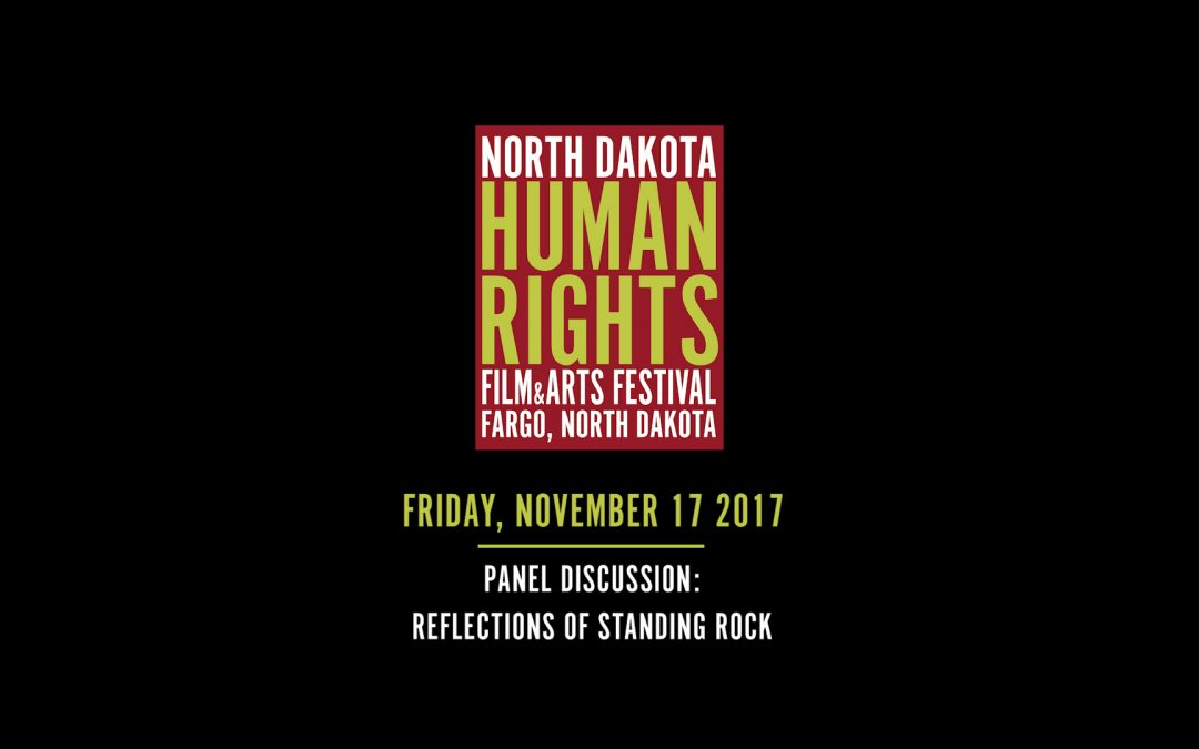 Reflections of Standing Rock Panel Discussion